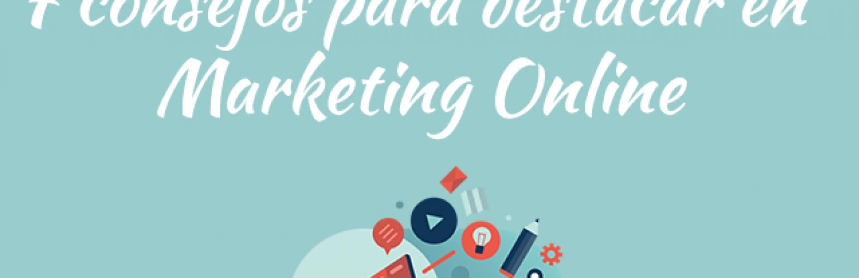 7 consejos triunfar marketing online
