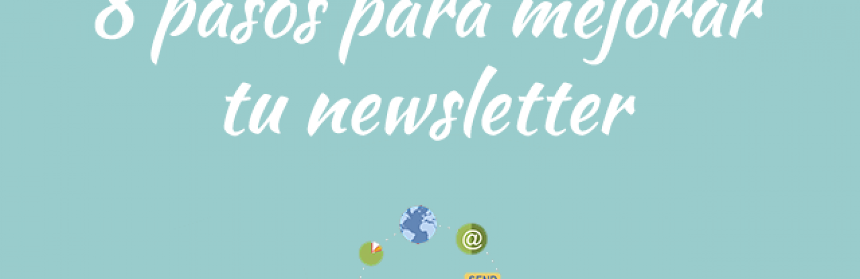 newsletter8pasos